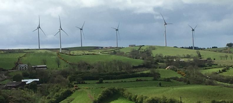 Altamuskin Wind Farm Now Operational